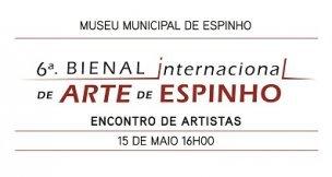 Encontro de Artistas no Museu Municipal de Espinho