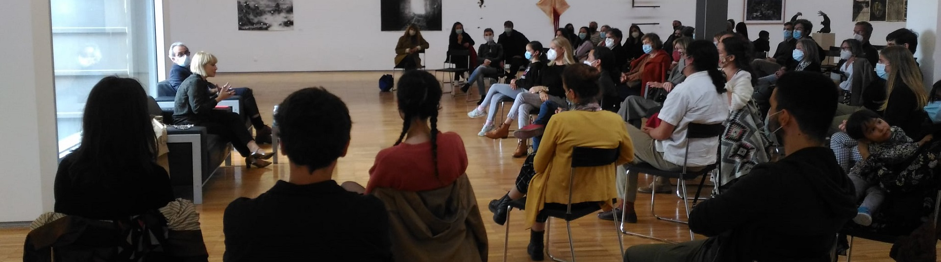 Encontro de Artistas da 6.ª Bienal Internacional de Arte de Espinho