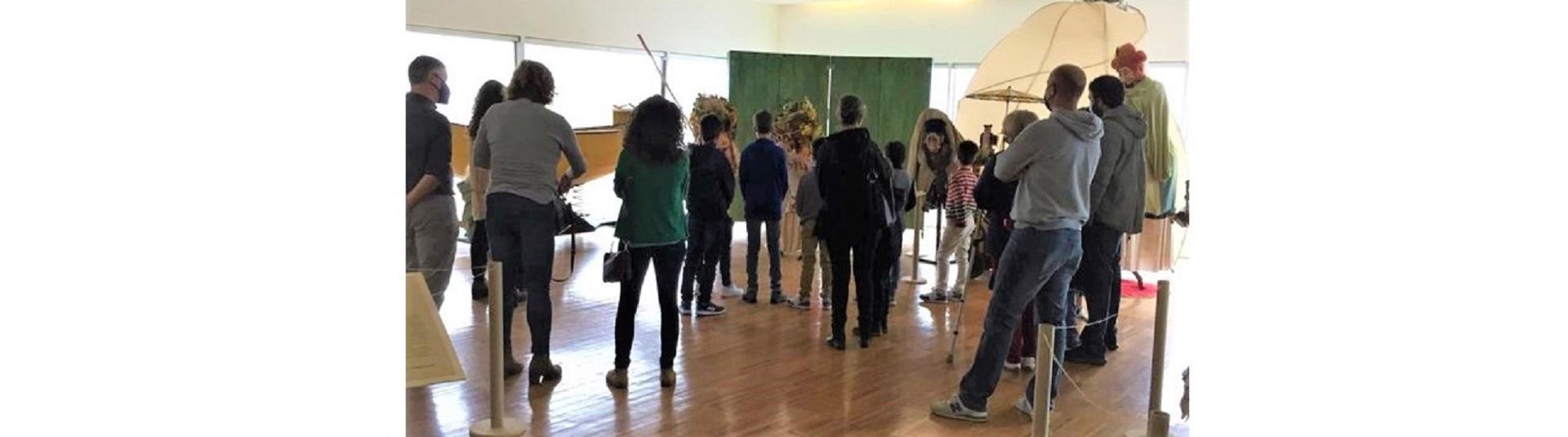 Companhia Boca de Cão com nova exposição, visitas animadas e outras atividades