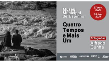 """Exposição """"Quatro Tempos e Mais Um"""", fotografias de Alfredo Cunha"""