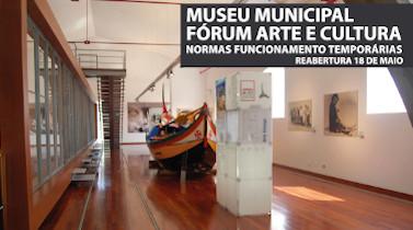 Reabertura do Museu Municipal de Espinho